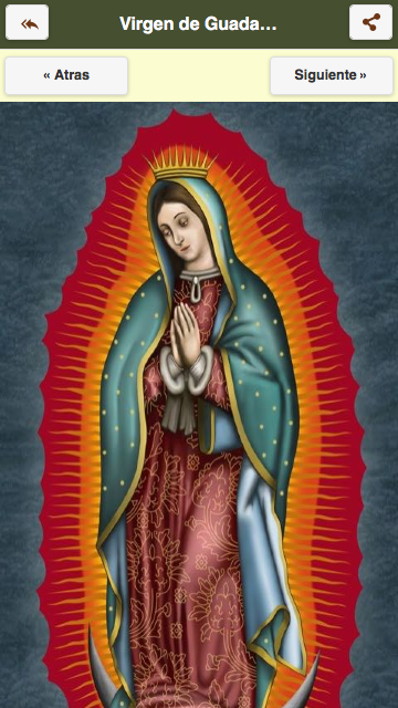 Virgen de Guadalupe- screenshot