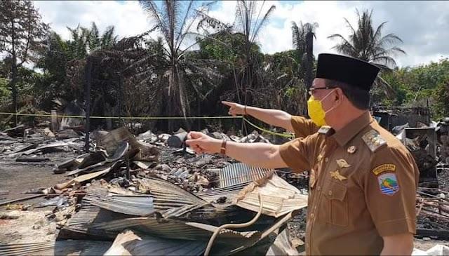 Bupati Kotabaru; Pengadaan Mesin Portable Damkar di Tiap Desa