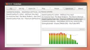 Vrok in Ubuntu Linux