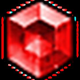 完美星芒紅寶石