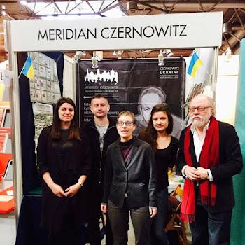 MERIDIAN CZERNOWITZ at Leipzig Book Fair, 23-26.03.2017