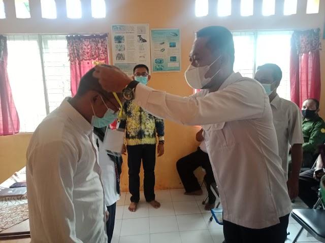 Camat Tamban Catur Motivasi Peserta Pelatihan Manajerial BPP Kostratani