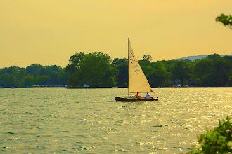 Photo: Day 106 ... Lake Parsippany