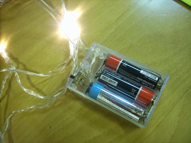 zu LEDs anschließen Elektrik, Elektronik, Digital Spur