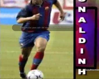 Aprende a jugar fútbol como Ronaldinho