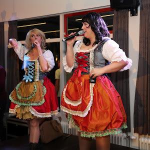 Tersch Boys Revival Vrijwilligersfeest Tiroler Meiden 3--3--2017