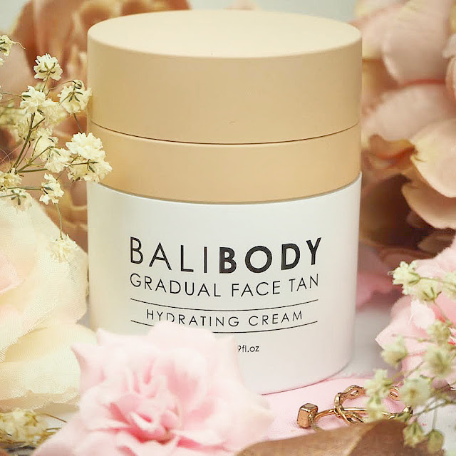 Bali Body Hydrating Gradual Tanning Face Moisturiser Lovelaughslipstick Blog