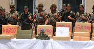 Arrestation de narcotrafiquants à Béchar et Tlemcen