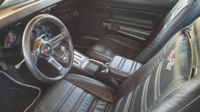 Corvette 1975 Bild 5
