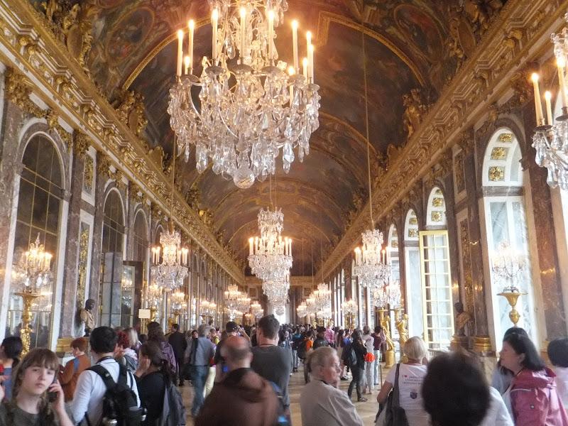 Salle de Glaces, Château de Versailles, France, Marie Antoinette, Louis, Travel, Travelblogger, Voyages, Jardins, Petit Trianon, Grand Trianon