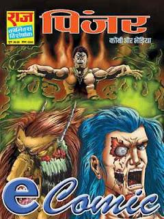 PINJAR-Kobi-Aur-Bheriya-Hindi-Comic