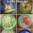 Toddler Plate Art For Picky Eaters