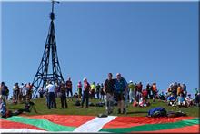 Gorbeia mendiaren gailurra 1.482 m. --  2015eko ekainaren 7an