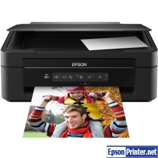 Download Epson Expression Home XP-203 laser printer driver & deploy without installation DVD