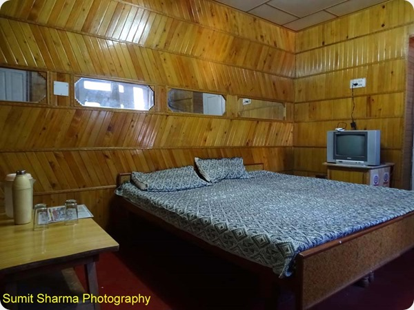 Room at Sangla