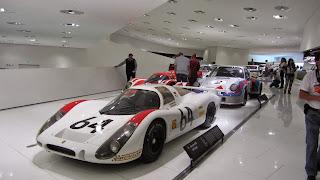 Porsche Müze Gezisi