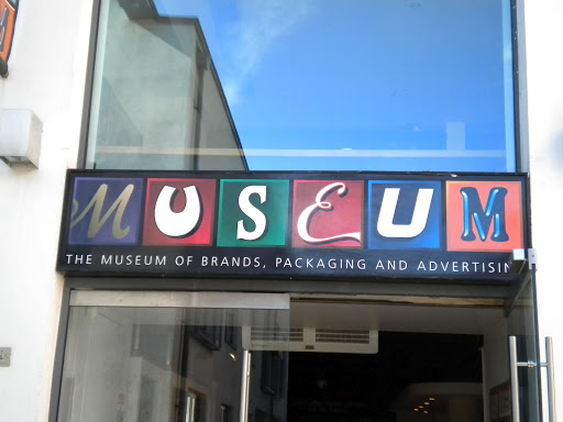 Museum of Brands, Packaging, and Advertising. From Best Museums in London and Beyond