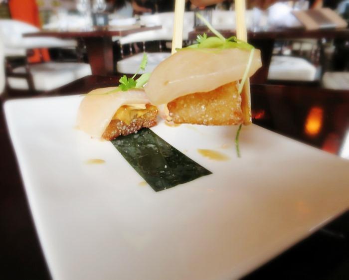 Hamachi Sashimi - Spice Market New York