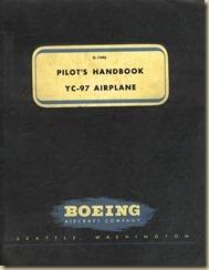 Boeing YC-97 Pilots Handbook