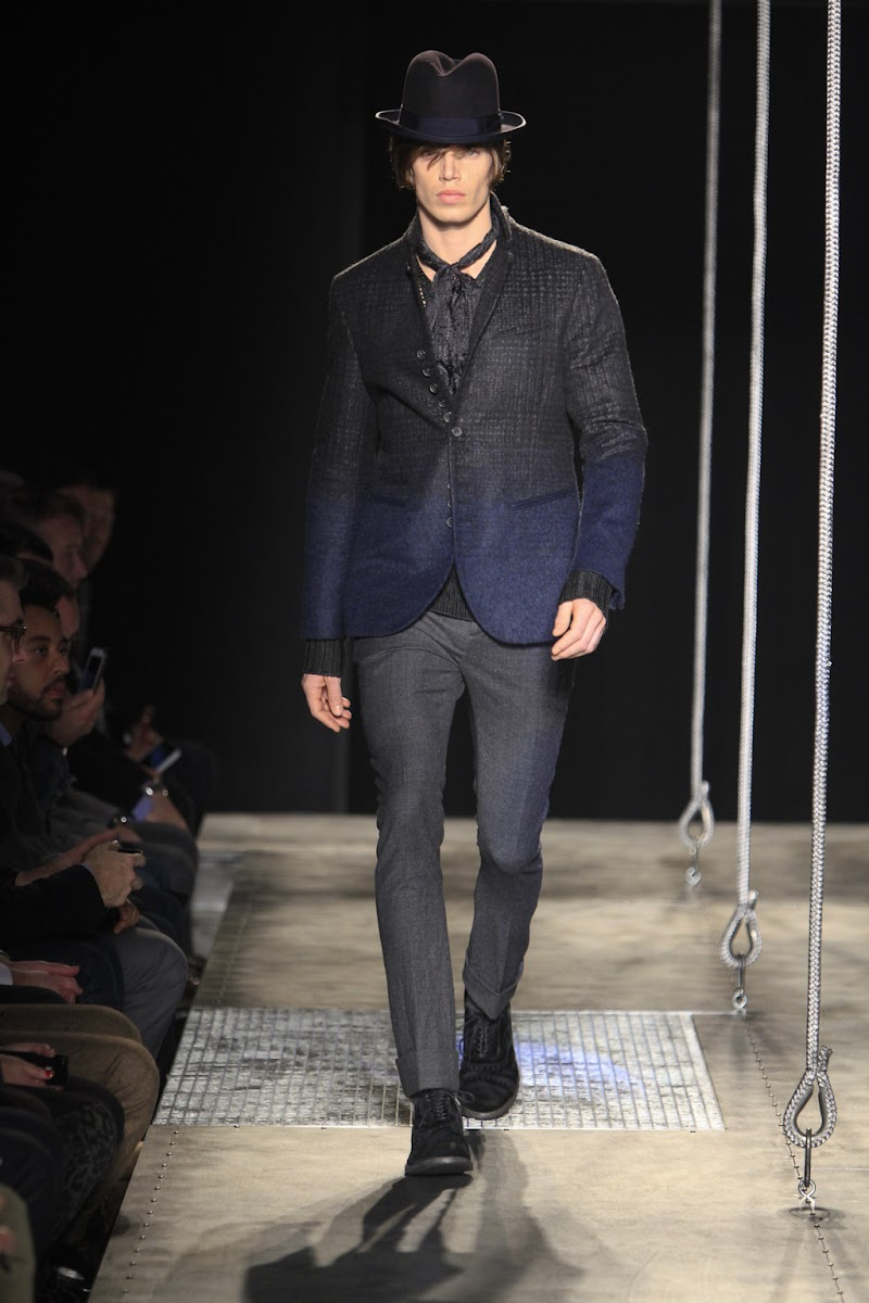 Milan Fashion Week: John Varvatos AW/13 [men's fashion]