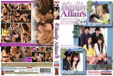 Its Family Affairs Incest Uncensored