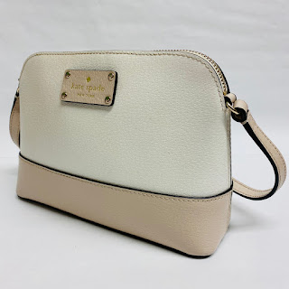 Kate Spade Two-Tone Crossbody Bag