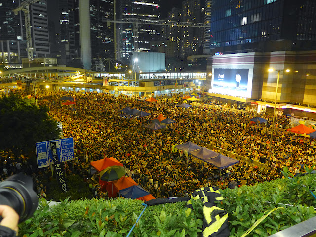 L1030050 The Umbrella Revolution в Гонконге - профилактический ремонт