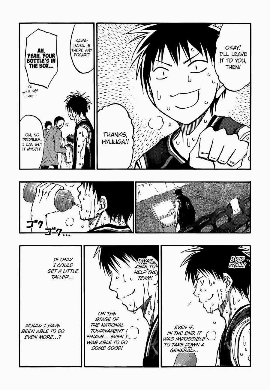 Kuroko no Basket Manga Chapter 257 - Image 06