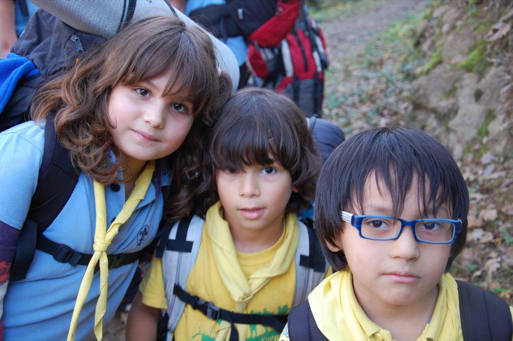 Sortida Castors i Llops a la Roca del Secut 2010 - DSC_0706.JPG