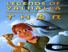 فيلم Legends of Valhalla: Thor مدبلج