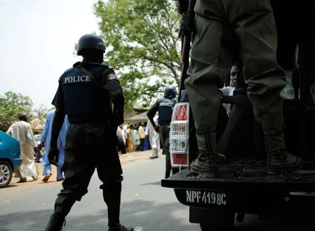 EKITI POLL: POLICE ARRESTS 27 FOR BUYING VOTES IN EKITI ELECTION