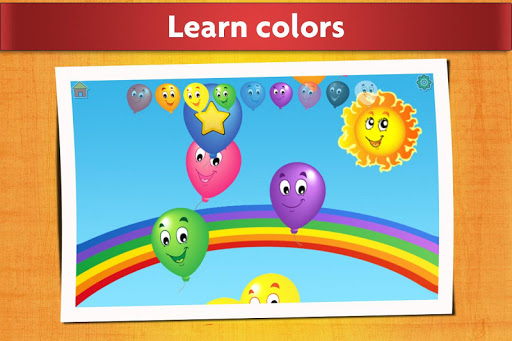 Kids Balloon Pop Game Free ud83cudf88 14.9 screenshots 5