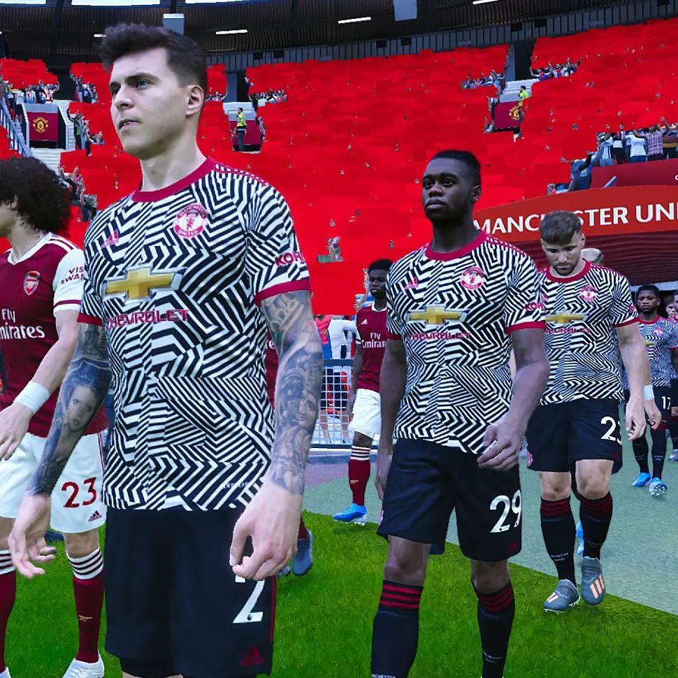 Bocoran Jersey Manchester United Third 2020/2021