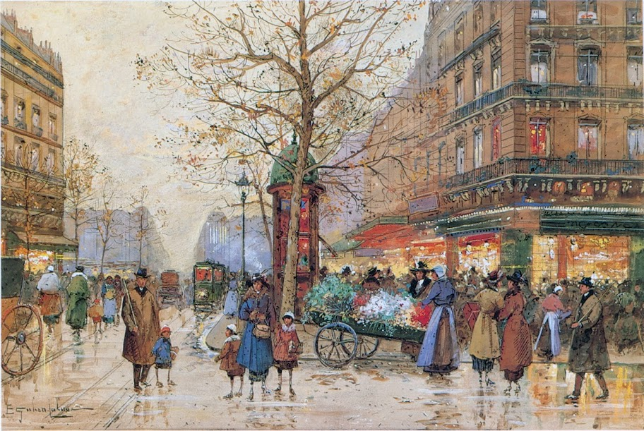 Eugène Galien-Laloue - Paris