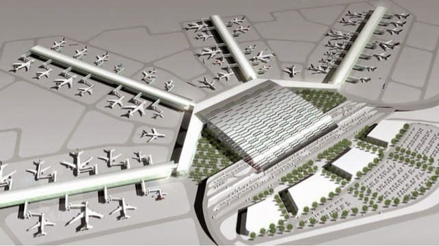 About Airport Planning Frankfurt Airport New Terminal 3
