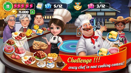 Cooking Challenge - Chef de Cuisine Fou Restaurant  captures d'u00e9cran 1
