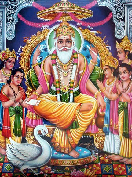 Vishwakarma: The Hindu Lord of Craftsmen and Architects