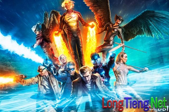 Xem Phim Huyền Thoại Ngày Mai Phần 2 - Legends Of Tomorrow Season 2 - phimtm.com - Ảnh 1