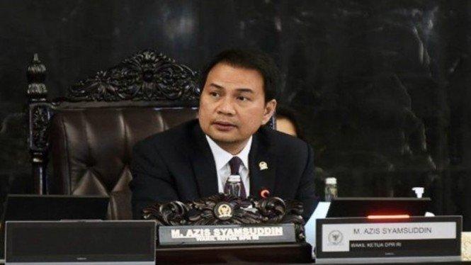 Azis Syamsuddin Tersangka, Besok Akan Diperiksa KPK