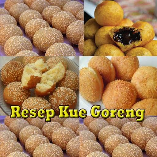 Resep kue dating goreng