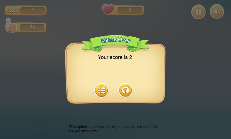 android Bird Rescue Screenshot 3