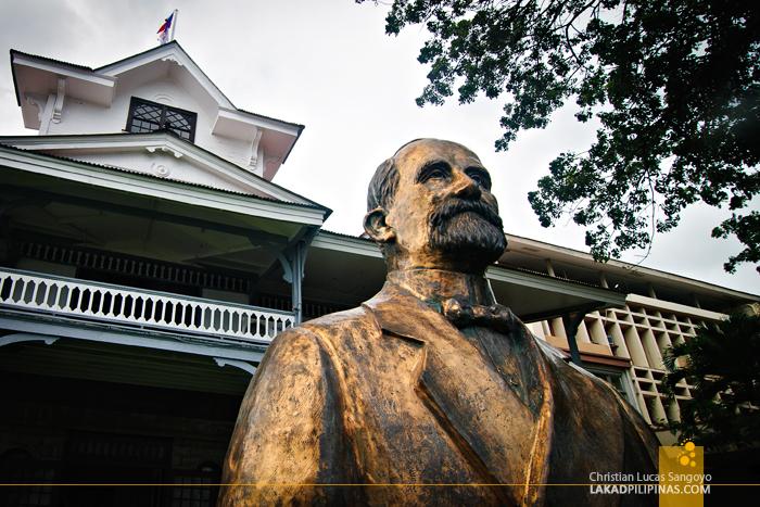 Dumaguete's Silliman University Founder