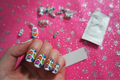 elegant touch 3 minute manicure