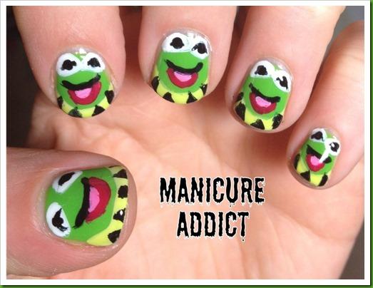 frog fingers