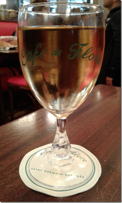 17. Drinks on Saturday at Café de Flore (2)