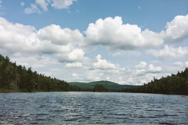 parc national mauricie canada Québec vacances nature lucileinwonderland blog lifestyle voyage paysage canadien lac