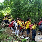 Field Trip to Biodiversity Park (Grade III-IV) 19-7-2017