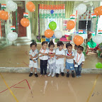 Independence Day Celebration WKSN (Playgroup to Junior KG) 14/08/2015