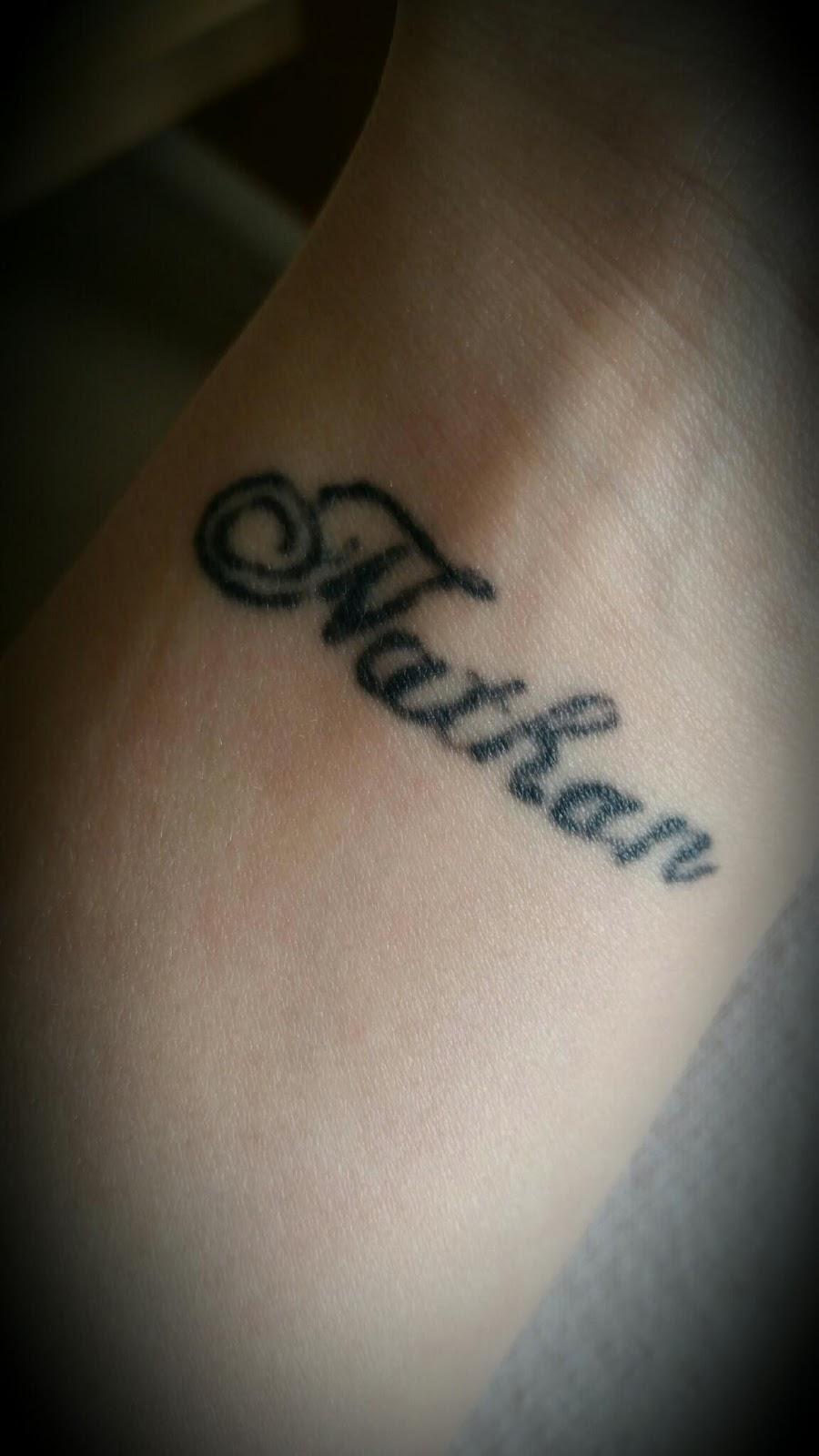 Mes Tatouages Pour Le Moment P Une Mam S Tatouee