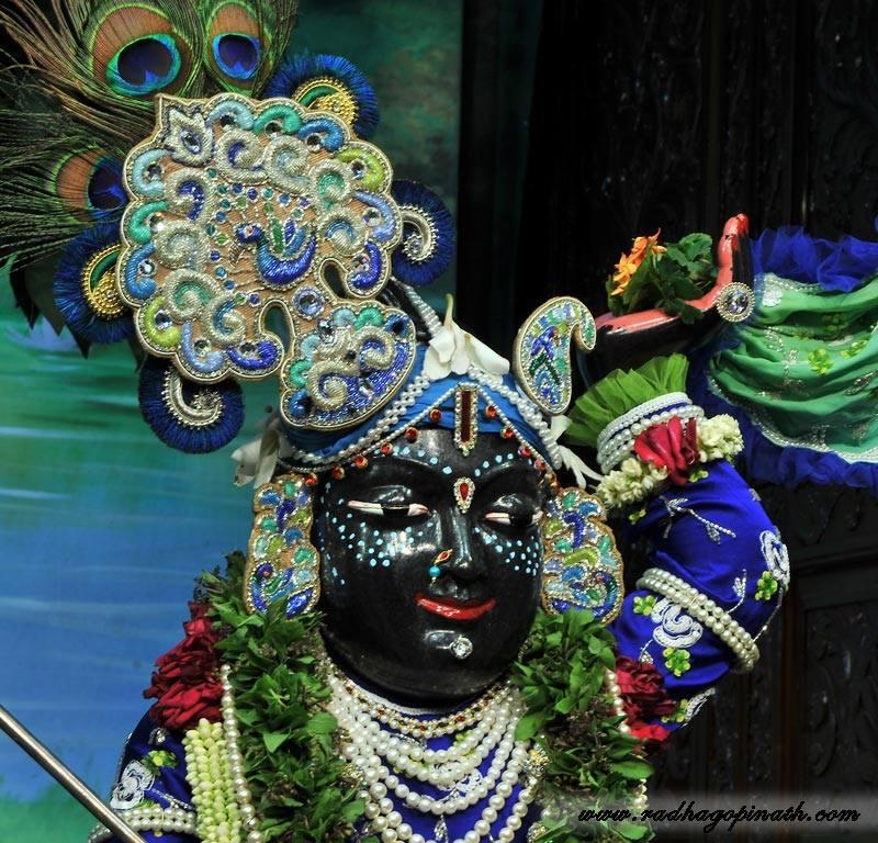 ISKCON Chowpatty Deity Darshan 22 Jan 2016 (14)